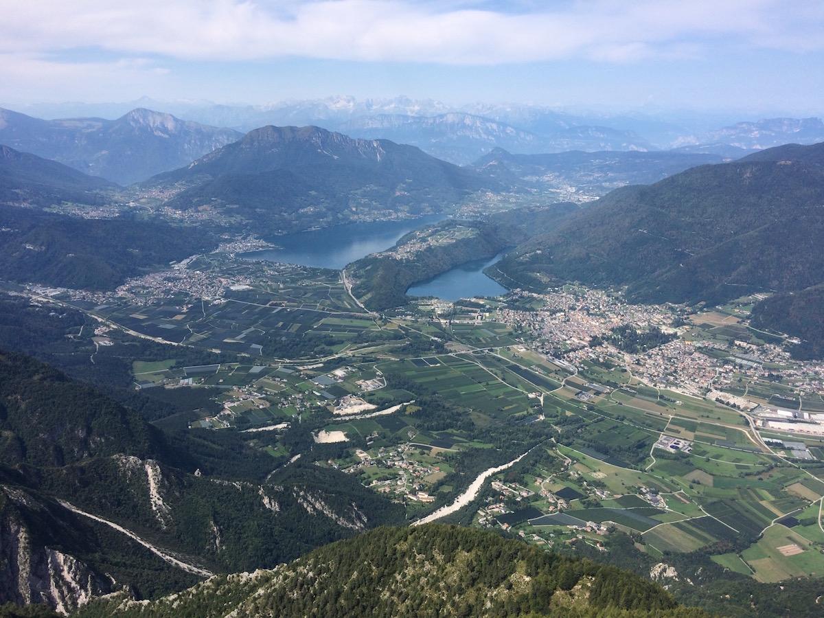 Valsugana, Lago di Caldonazzo e Levico
